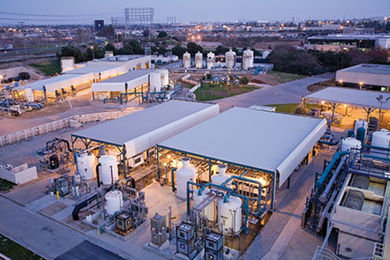 West Basin Sets Record In Recycled Water Production